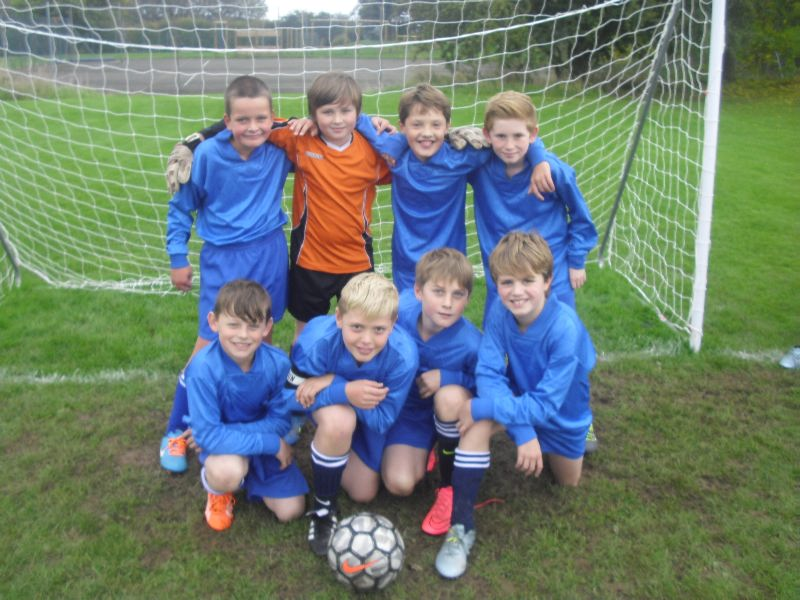 Boys Football 7 October 2015 001
