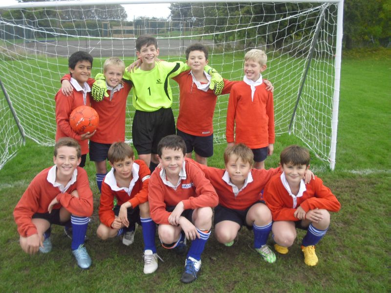 Boys Football 7 October 2015 002