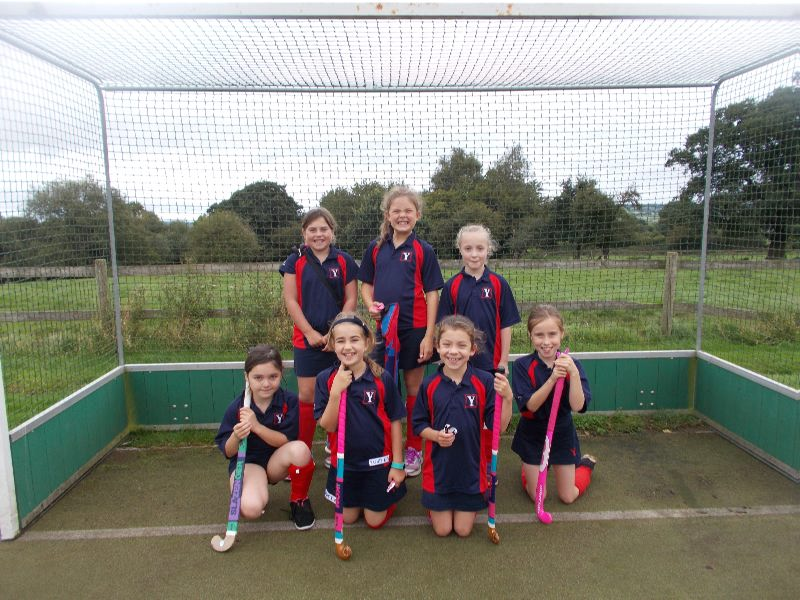Hockey v The Ryleys on 27 September