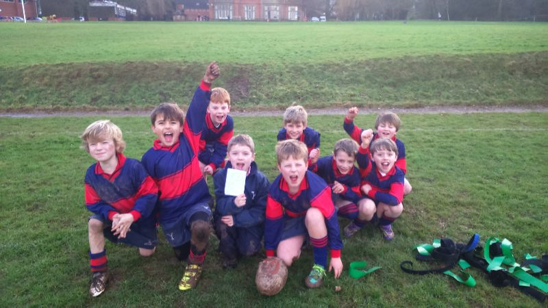 Junior Rugby 1 Feb 2017
