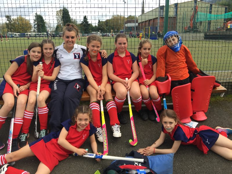 Repton U11 Hockey Tournament 13th Oct