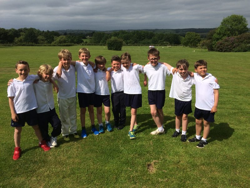 U10 Cricket 14 June
