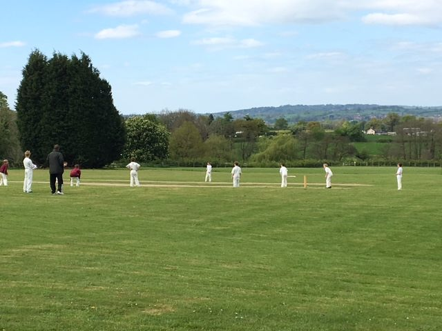 U10 Cricket v Denstone Prep 3 May 2017