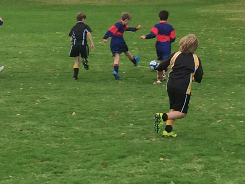 U10 Football v The Ryleys 19 Oct