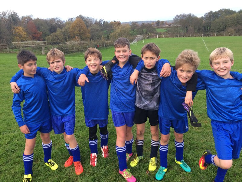 U11A v Birchfield 16 Nov 2016