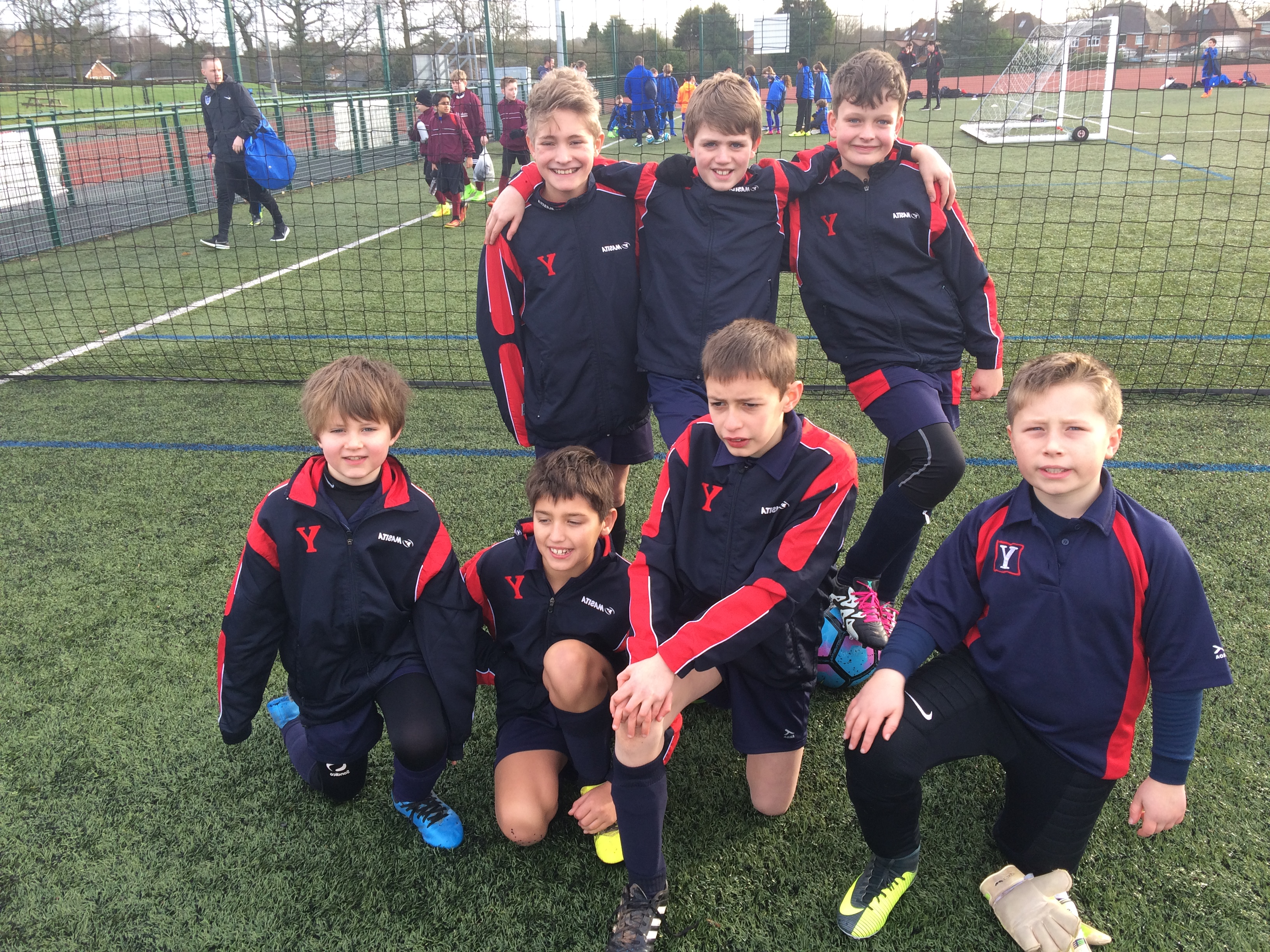 U11 Football Tournament 16 Feb