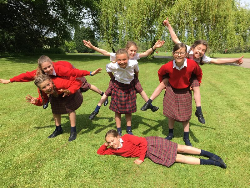 U11 Girls Rounders 15 May 2018