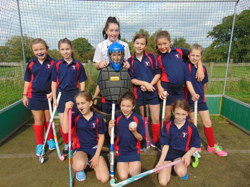 U11 Hockey 20 Sept 2017
