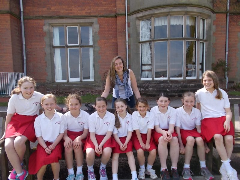 U11 Rounders 4th May 2016