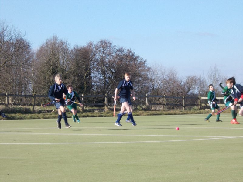 U13 Boys Hockey V St Anselms 010