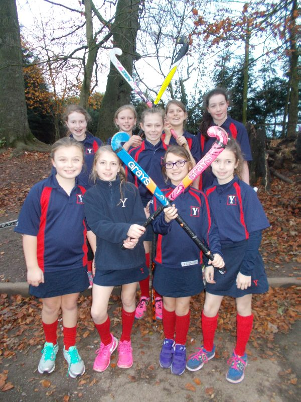 U13 Hockey v Abbotsholme 23 November