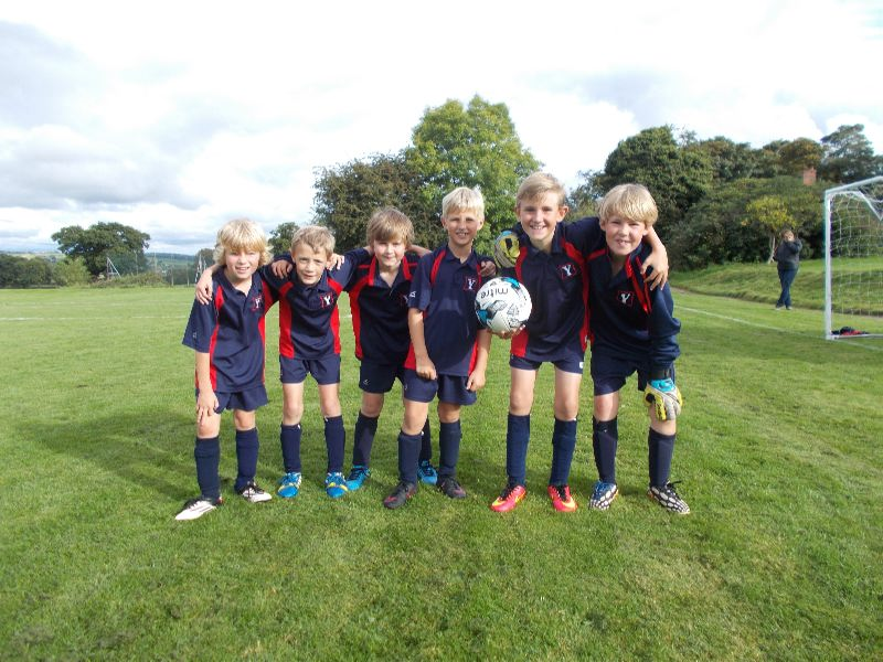 U8  U9 Football v Old Hall 003