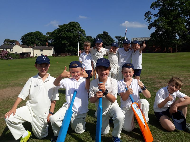 U9 Cricket Tuesday 22 May 2018