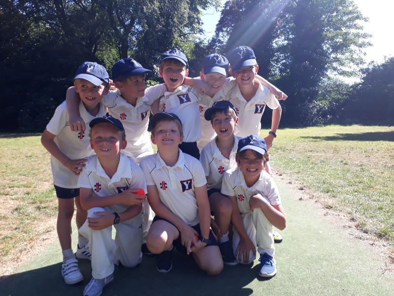 U9 Cricket Y Sir