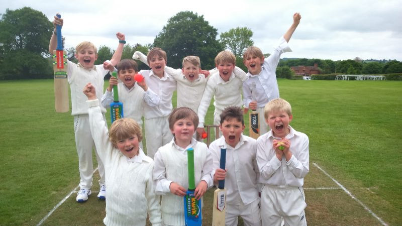 U9 Cricket v Birchfield