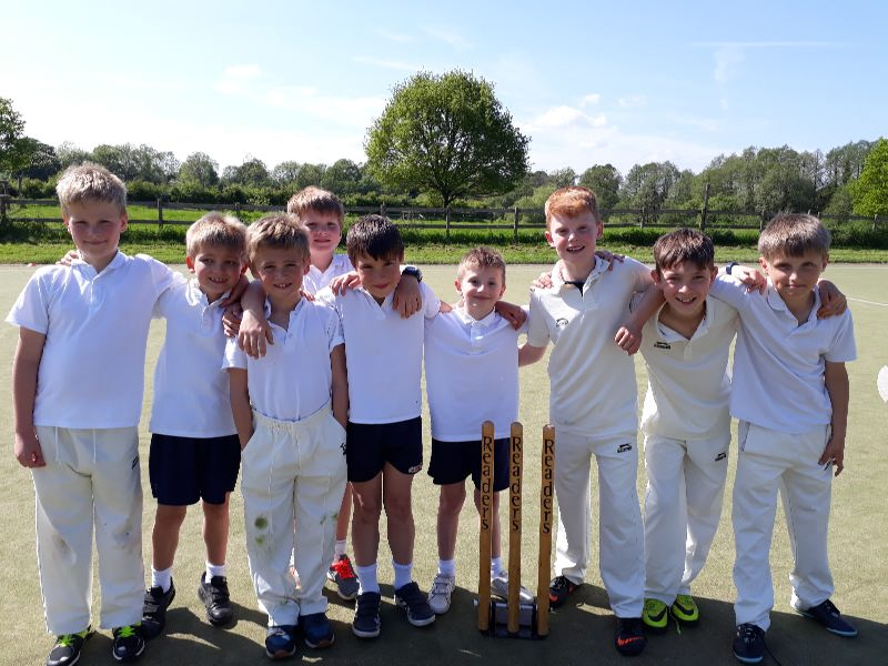 U9 Cricket v Tettenhall 15 May