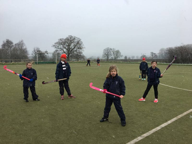 U9 Hockey v The Ryleys