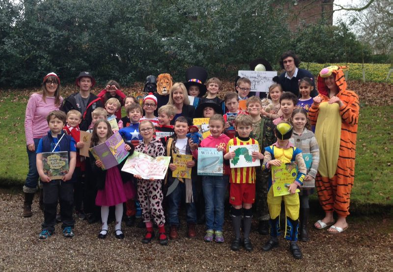 World Book Day Forms 3  4
